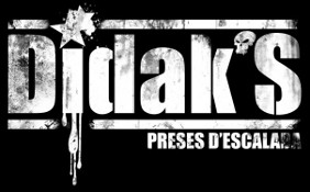 DIDAKs - Presas de escalada